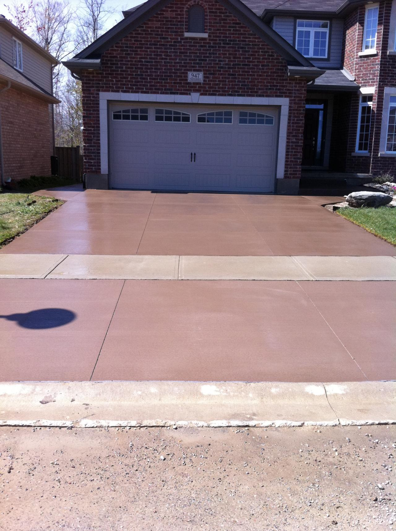 Thames Valley Decorative Concrete Driveways
