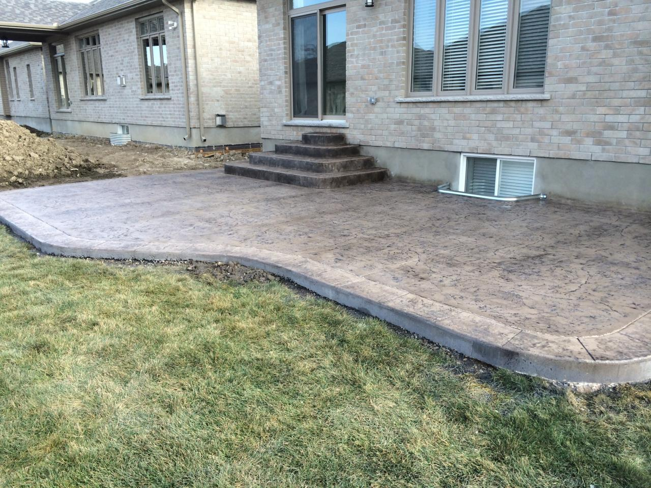 Thames valley decorative concrete inc patios for Pool design london ontario